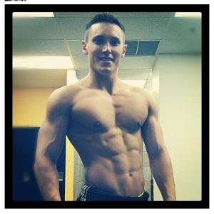 Alec Varcas Gym Shot 1
