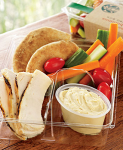 Chicken and Hummus Bistro Box