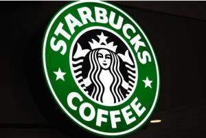 StarbucksLlogo Black