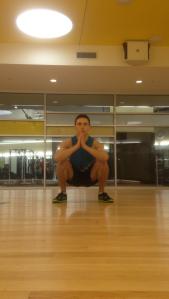 Jump Squat: Squat