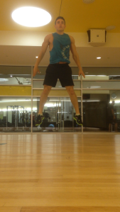Jump Squat: Jump