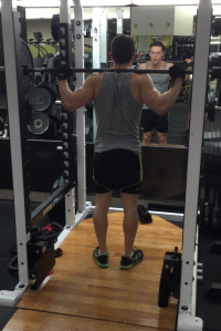 Narrow Squat 1
