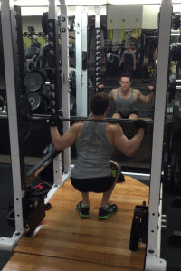 Narrow Squat 2